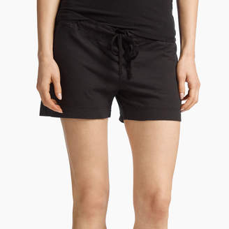 James Perse KNIT JERSEY PAJAMA SHORT