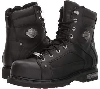 Harley-Davidson Abercorn Composite Toe Men's Lace-up Boots