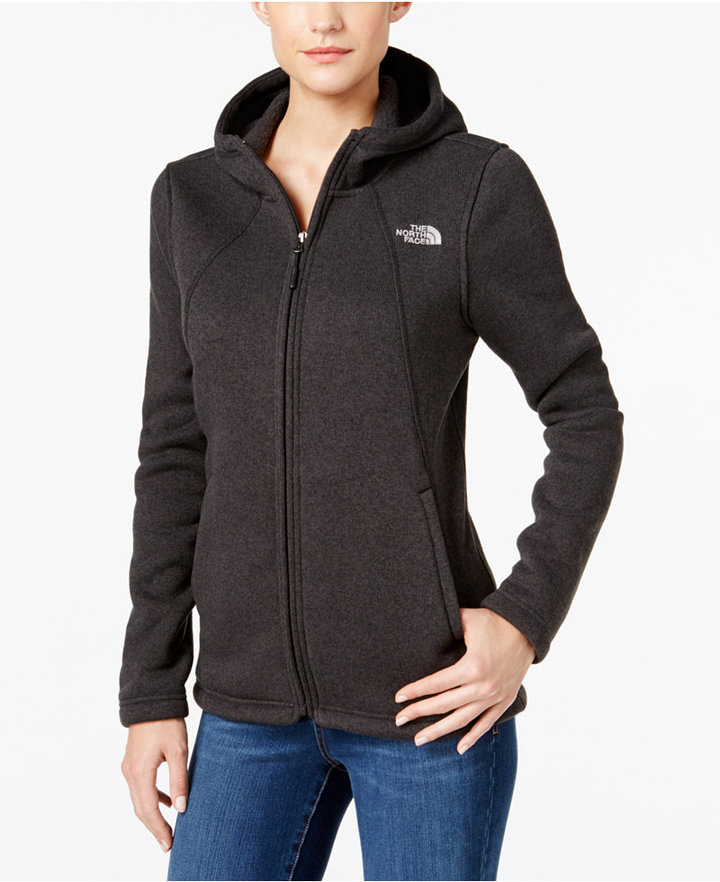 The North Face Crescent Sweater Fleece Hoodie