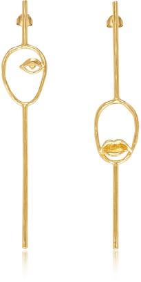 Bjorg Les Deux Magots Earrings
