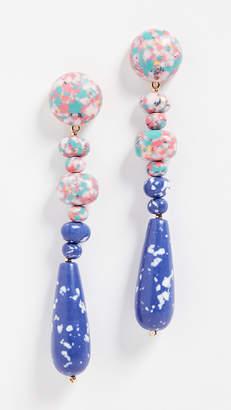 Lele Sadoughi Copacabana Earrings