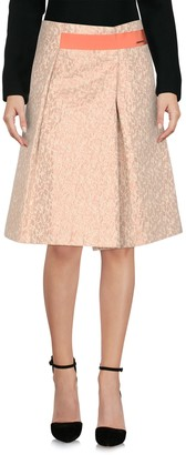 Massimo Rebecchi Knee length skirts - Item 35377694PV