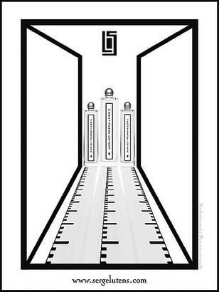 Serge Lutens (セルジュ ルタンス) - [セルジュ・ルタンス] ローセルジュルタンス オードパルファム