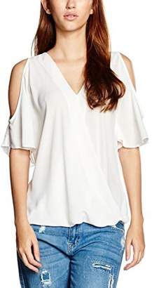 20b930f27d0965 New Look White Off Shoulder Top - ShopStyle UK