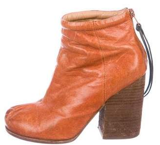 Jeffrey Campbell Leather Ankle Boots