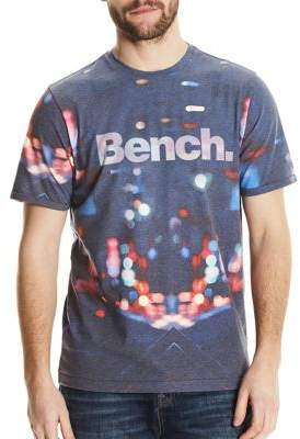 Bench Graphic Short-Sleeve Tee