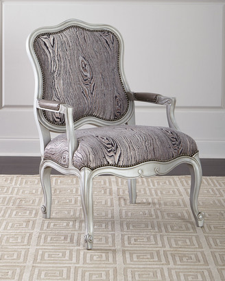 Massoud Tora Bergere Chair