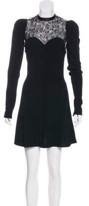 Dolce & Gabbana Long Sleeve Mini Dress w/ Tags