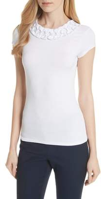 Ted Baker London Bow Trim Tee