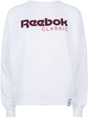 Reebok Logo Sweatshirt