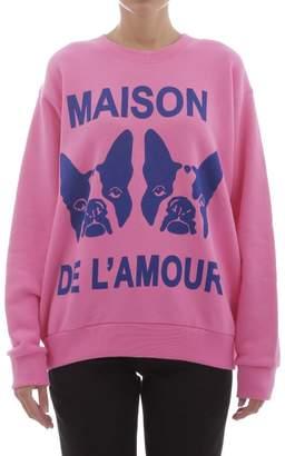 Gucci Sweatshirt maison De L'amour