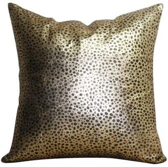 A&B Home Leopard Print Decorative Pillow