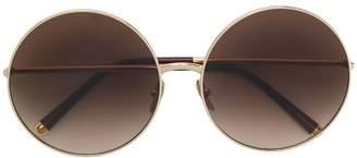 Dolce & Gabbana Eyewear interchangeable round frame sunglasses