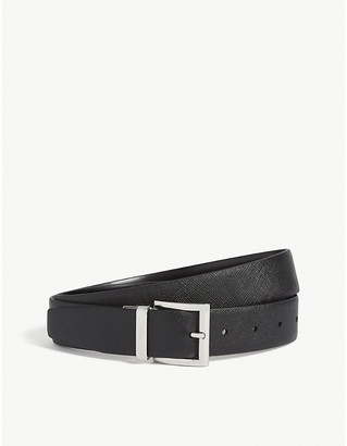 Prada Reversible leather belt