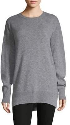 Equipment Gafton Tie-Back Cashmere Silk Sweater