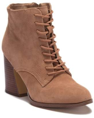 Kensie Smith Lace-Up Bootie