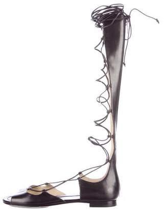 Michael Kors Birdie Gladiator Sandals