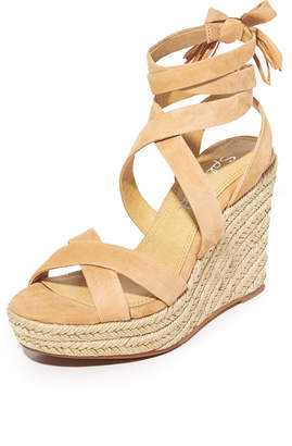 Splendid Janice Wedges $138 thestylecure.com