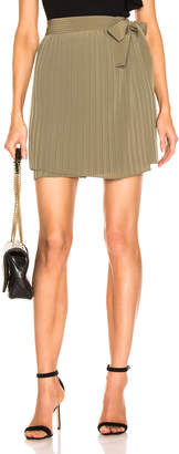 A.L.C. Kelsey Skirt in Army | FWRD