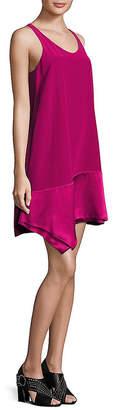 3.1 Phillip Lim Asymmetric Silk Shift Dress