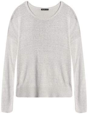 Silk-Blend Sweater