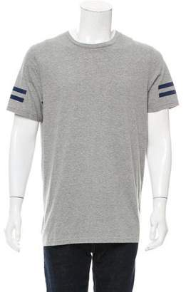 Christian Dior Crew Neck Striped T-Shirt w/ Tags