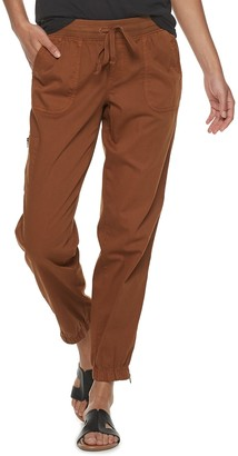 Sonoma Goods For Life Women's SONOMA Goods for Life Convertible Jogger Pants