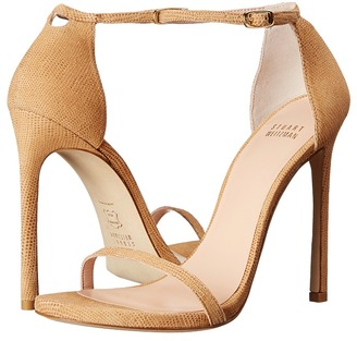 Stuart Weitzman - Nudist High Heels $398 thestylecure.com