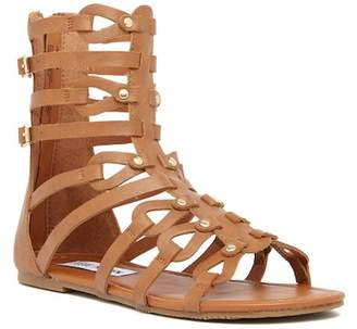 Steve Madden Winonna Gladiator Sandal (Little Kid & Big Kid)