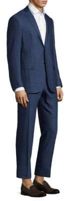 Corneliani Regular-Fit Classic Wool Suit
