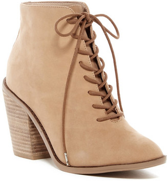 Kelsi Dagger Jensin Lace-Up Boot $175 thestylecure.com
