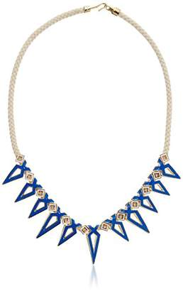 Noir Blue Gelato Necklace