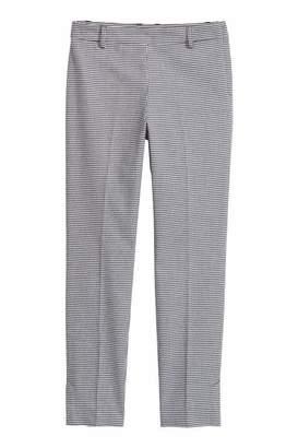 H&M Stovepipe Pants - Black - Women