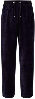 Balmain Velvet Sweatpants
