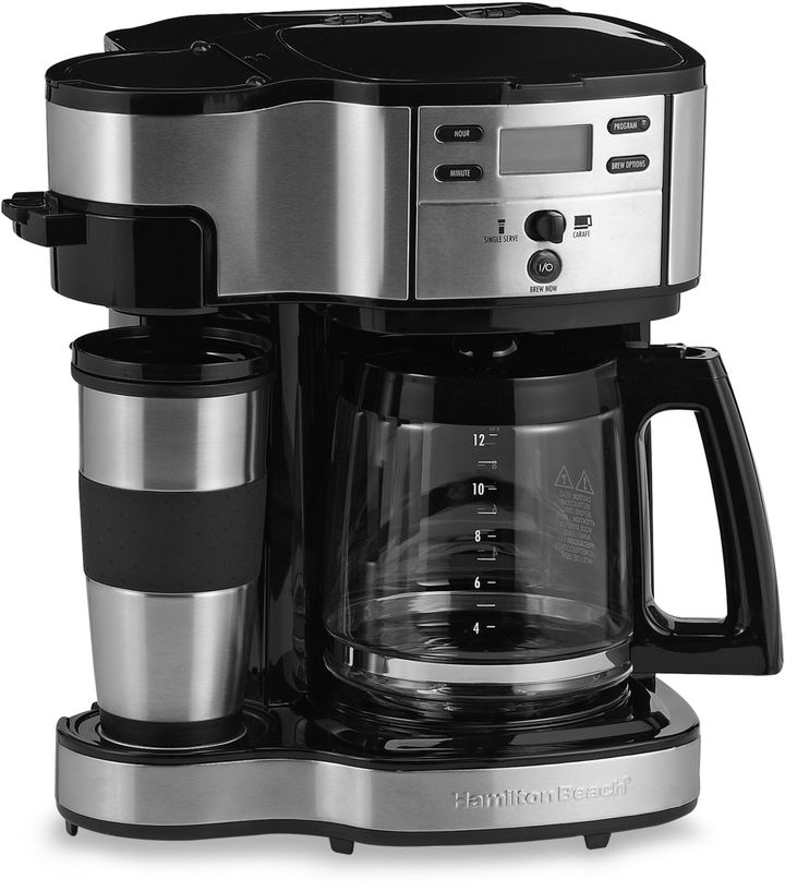 Hamilton Beach The ScoopTM Two-Way Brewer