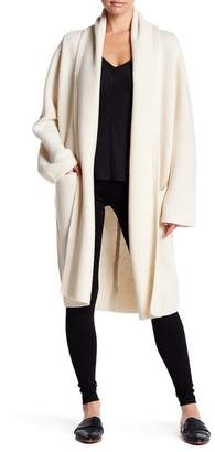 Vince. Long Sleeve Open Front Knit Cardigan $545 thestylecure.com