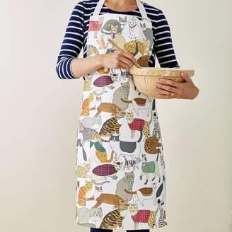 Mary Kilvert Crafty Cats Apron
