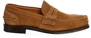 Church's Men's Classic Suede Loafers