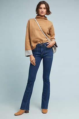 Joe's Jeans Talia High-Rise Flare Jeans