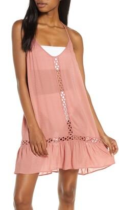 76e5d482153c9d Chelsea28 Emilee Tassel Cover-Up Dress