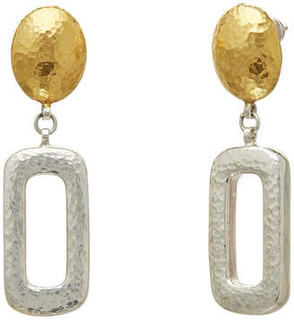 Gurhan Jordan-Post Link-Drop Earrings