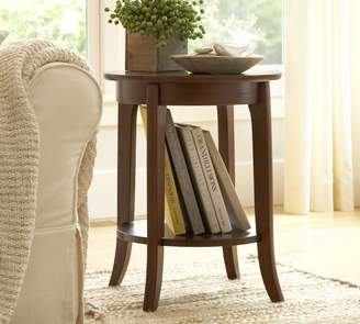 Pottery Barn Side End Tables ShopStyle - Pottery barn chloe end table