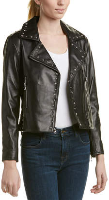 Parker Easton Leather Jacket