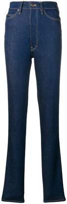 Maison Margiela high-rise skinny trousers
