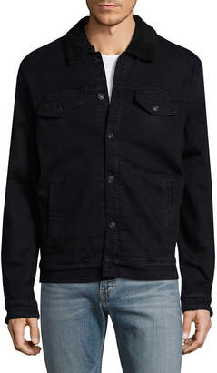 7 For All Mankind Seven 7 Luxe Performance Cotton Sherpa Jacket