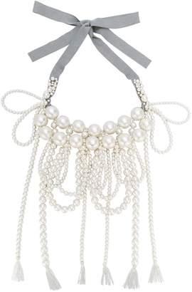 Moy Paris layered tassel necklace
