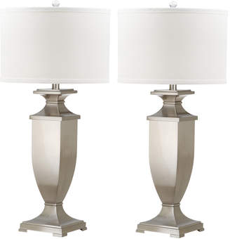 Safavieh Set Of 2 31.5In Ambler Table Lamps