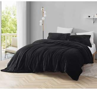 Byourbed Coma Inducer Duvet Cover - Plush - Black