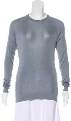 Tod's Long Sleeve Knit Top