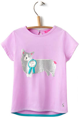 Joules Screen Print T-Shirt